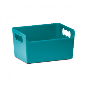 Caja Tibox 16 cm azul