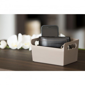 Caja Tibox 24 cm blanco
