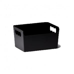 Caja Tibox 33 cm negro