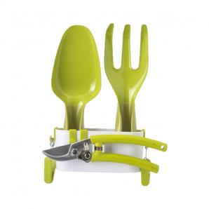 Set herramientas jardín 6 piezas