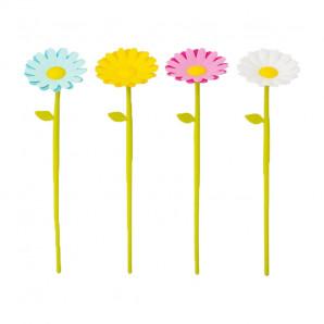 Flor flexible adorno