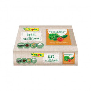 Kit semillas ecológico