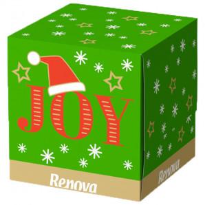 Pañuelos caja navidad 50 und
