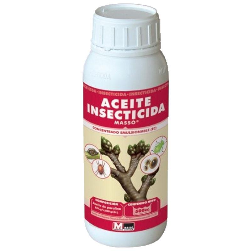 Aceite insecticida 500 cc