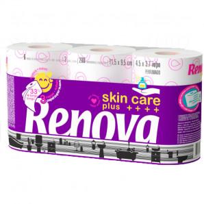 Papel higiénico Skincare plus