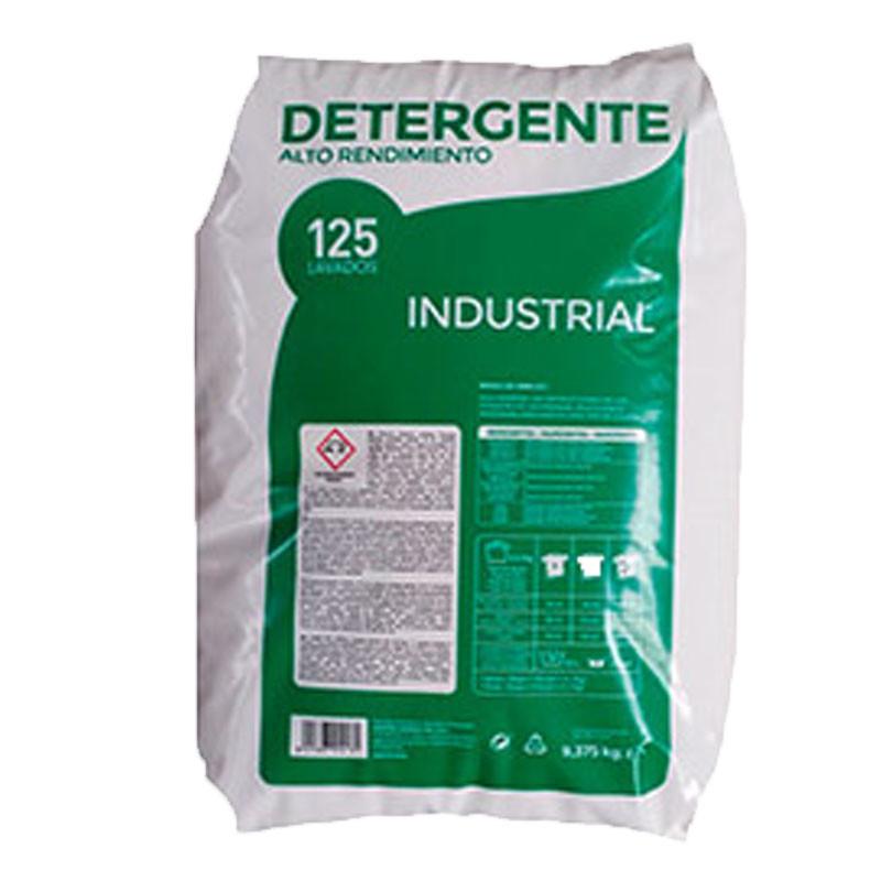 Detergente en polvo 125 lavados