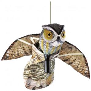 Búho volador