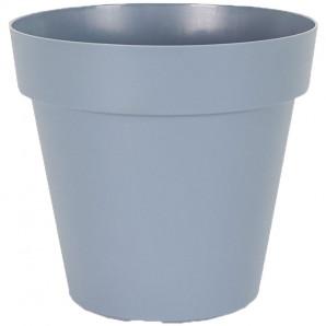 Vaso Capri 25 cm azul ardosia
