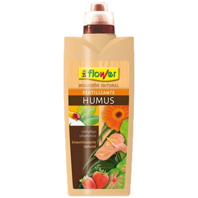 Fertilizante líquido bio humus 500 ml