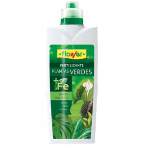 Fertilizante líquido plantas verdes 1 lt