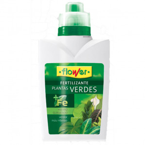 Fertilizante plantas verdes 500 ml