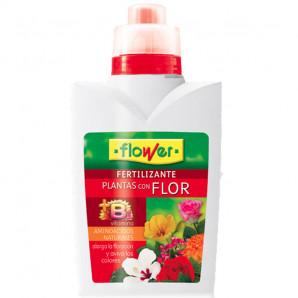 Fertilizante líquido plantas con flor 500 ml