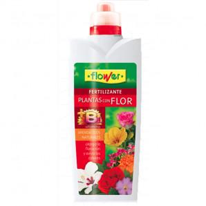 Fertilizante líquido plantas con flor 1 lt