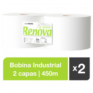 Bobina Renova, 450 metros.