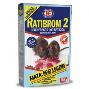 Ratibrom 2 cebo fresco 150 gr