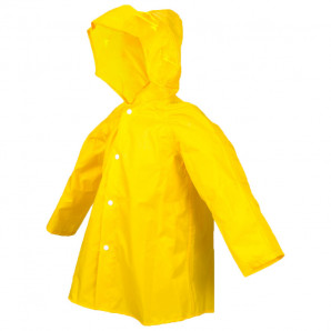 Impermeable amarillo kids