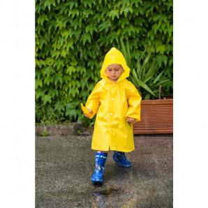 Impermeable amarillo kids
