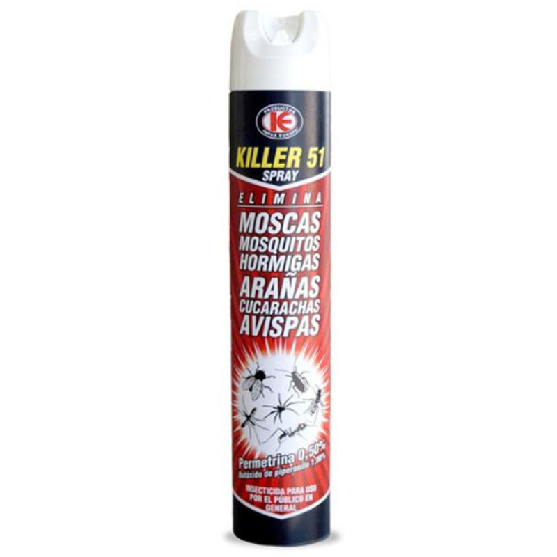 Killer 51 spray 750 ml