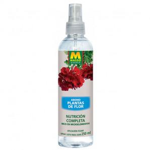 Abono plantas con flor 250 ml