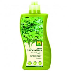Abono plantas verdes 1 lt