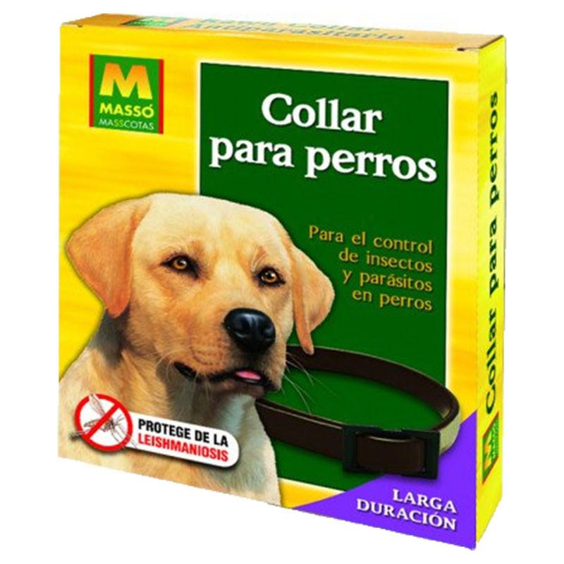 Collar repelente para perros