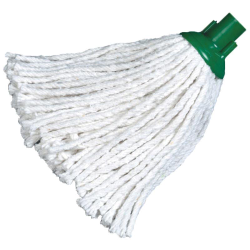 Fregona ecológica de tiras blancas