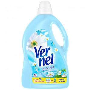 Vernel azul 36 lavados 2,25 Lt