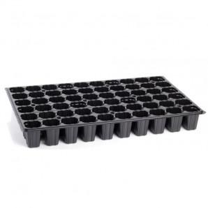 Bandeja semillero plástico 12 x 7