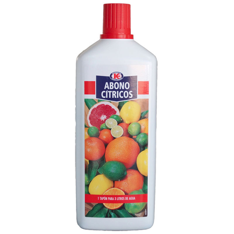 Abono líquido cítricos 1 lt