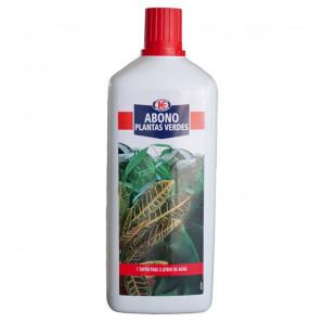 Abono líquido plantas verdes 1 lt