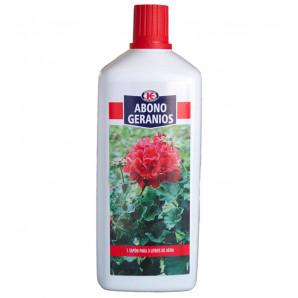 Abono líquido geranios 1 lt