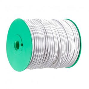 Cordel goma elástica 6 mm a 100 m