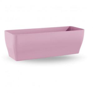 Jardinera Living 39 cm rosa pastel