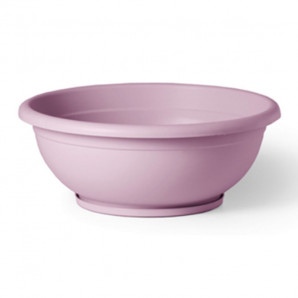 Cuenco Naxos 30 cm rosa pastel