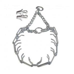 Collar castigo anilla giratoria pequeño