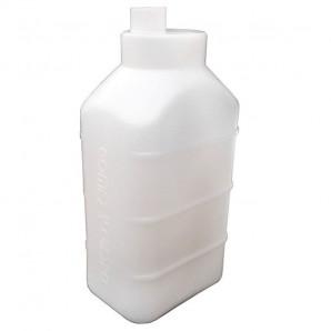 Botella plástico 2 lt cuadrada.