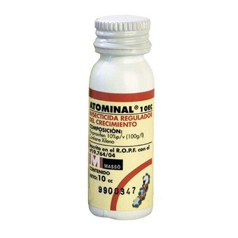 Atominal 10 cc (nº reg 19.764)