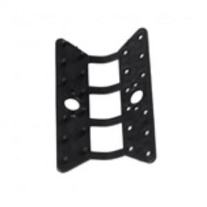 Clip malla 11 cm negro