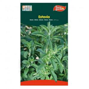Semilla sobre Stevia