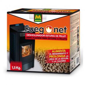 Deshollinador pellets 1,5 kg