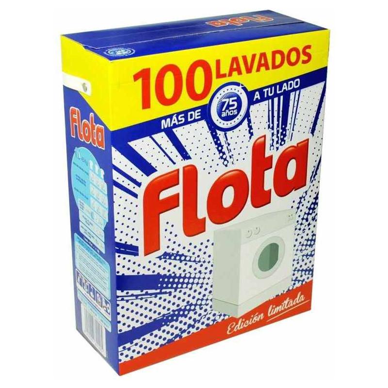Flota 100 lavados