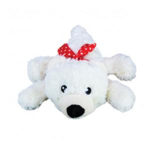 Peluche navideño oso polar con sonido