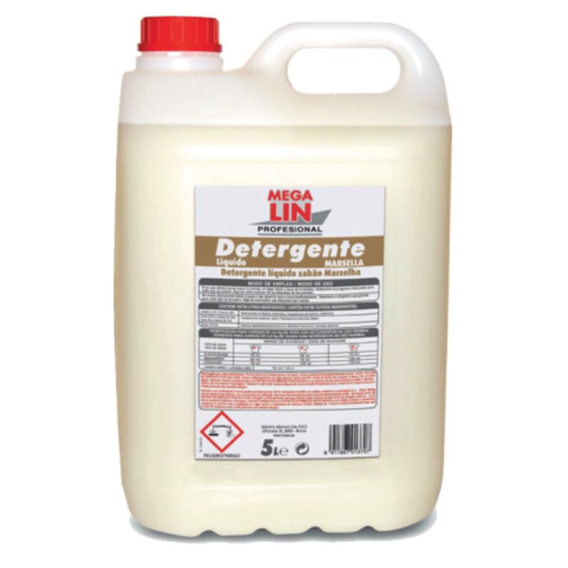 Detergente Marsella 5 lt