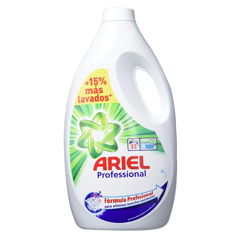 Ariel líquido 56 lavados