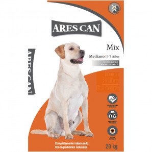 Pienso Ares Mix 20 kg