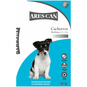 Pienso Ares cachorros 20 kg