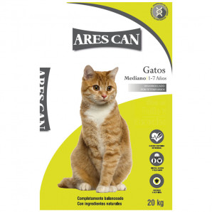 Pienso Ares gatos 20 kg