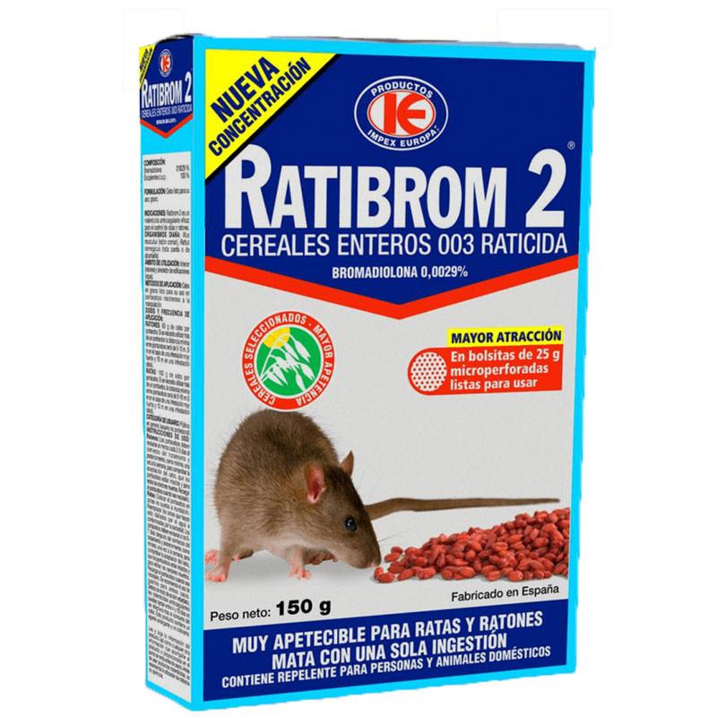Ratibrom 2 cereales 150 gr