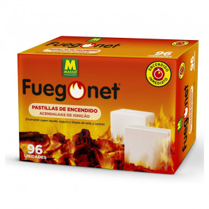 Fuego net pack 96 unidades