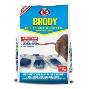 Brody cebo fresco 1 kg